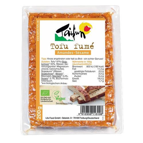 Tofu fumé amandes-sésames bio / 200g