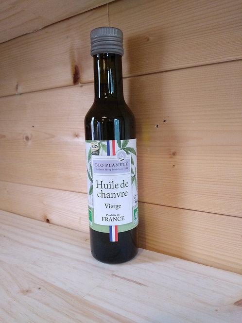 Huile de chanvre Bio  / 250 ml - France