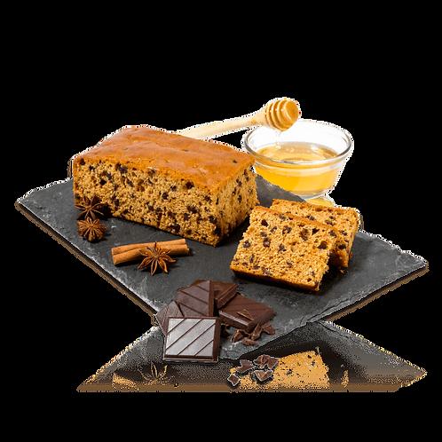 Pain d'épices à l'orange et au chocolat / 200gr - France