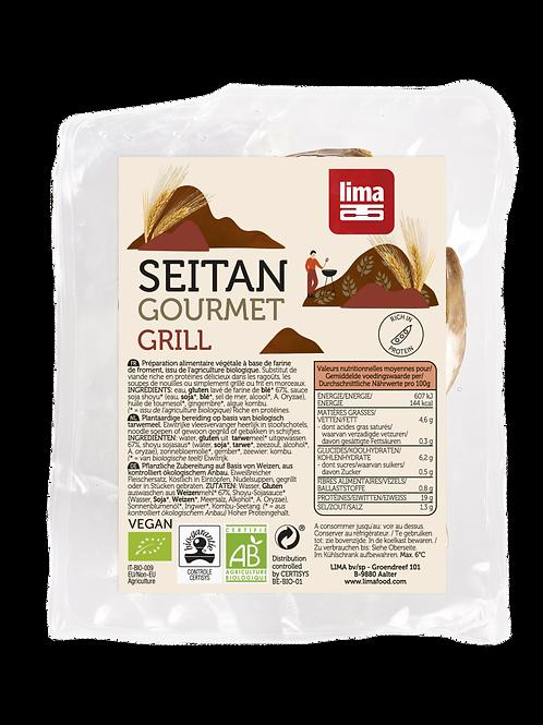 Seitan gourmet grill bio / env 250g