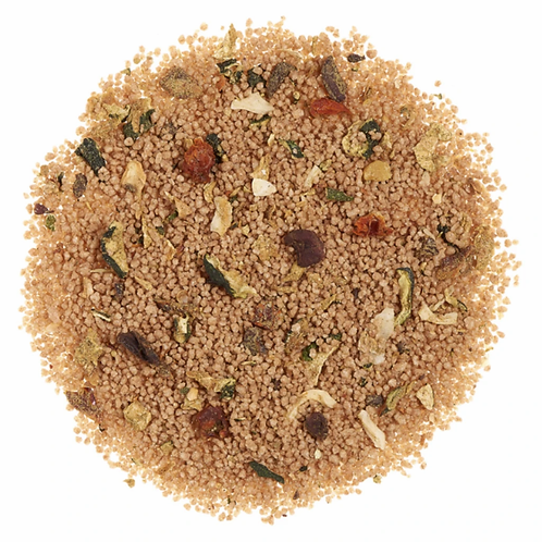 Semoule d'épeautre aux courgettes et olives / 300gr - Origin