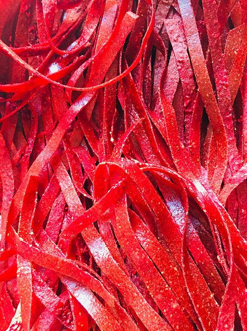 Lamelles de fruits- Fraise/Framboise Bio- 50gr