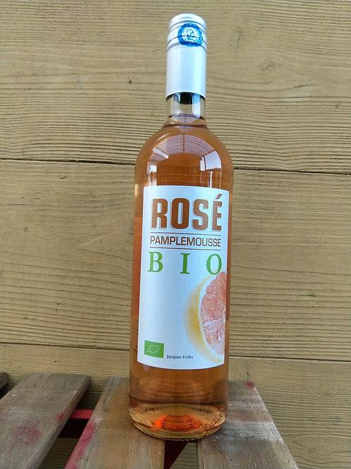 Vin rosé pamplemousse bio / 75cl