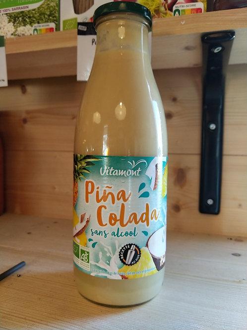 Pina colada bio sans alcool / 75cl
