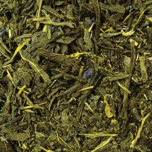 Thé vert Earl Grey bio / 100gr