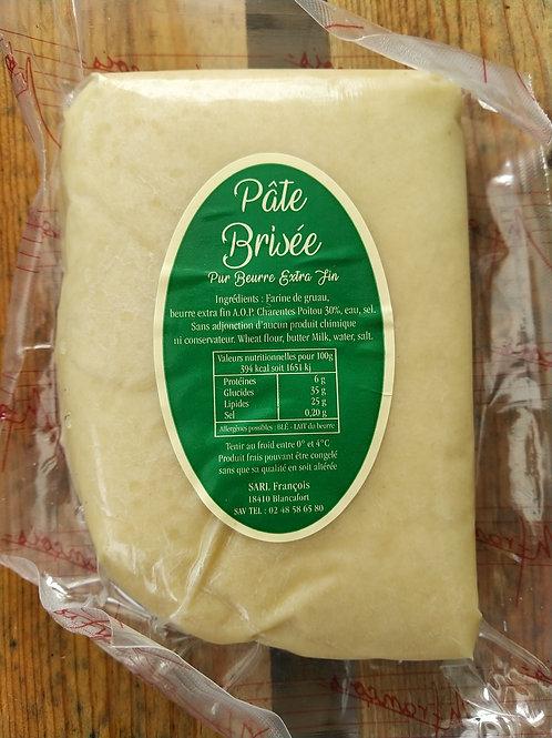Pâte à tarte brisée / 0,4kg