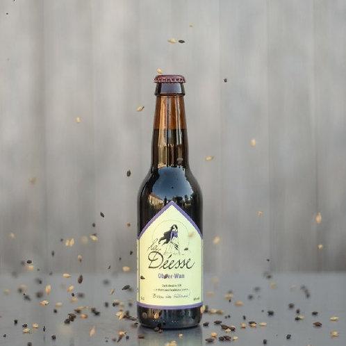 """Bière """"La déesse"""" - Obeer wan / 33cl"""