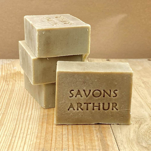 100gr de Savon bio lavande – favorise calme et décontraction