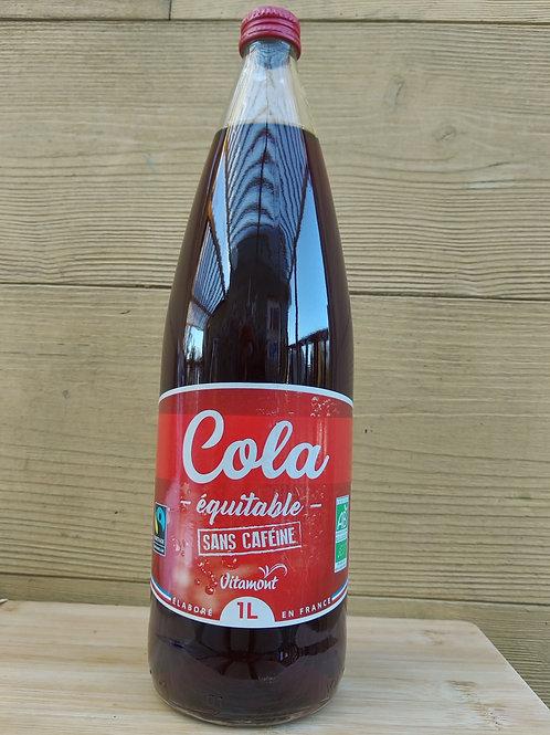 Cola Équitable Bio / 1L