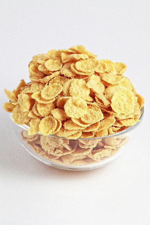 Corn flakes bio nature sans sucre / 500gr - Origine UE / NON UE