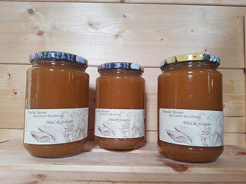 Miel de sologne bio 1kg
