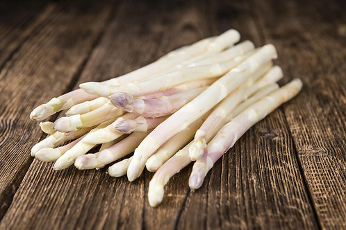 Asperges blanches bio / 250gr - France