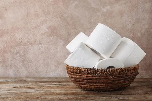 Papier toilette écologique / unité