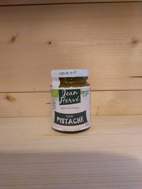 Purée de pistache Bio / 100 gr - Espagne