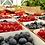 Thumbnail: Fruits rouges bio / 125gr - France