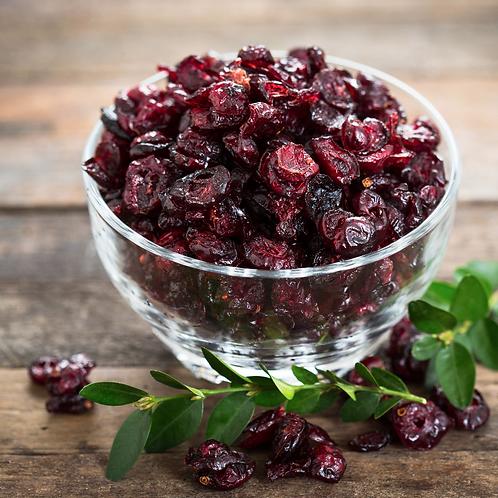 Cranberries bio entières / 250gr - Origine Canada