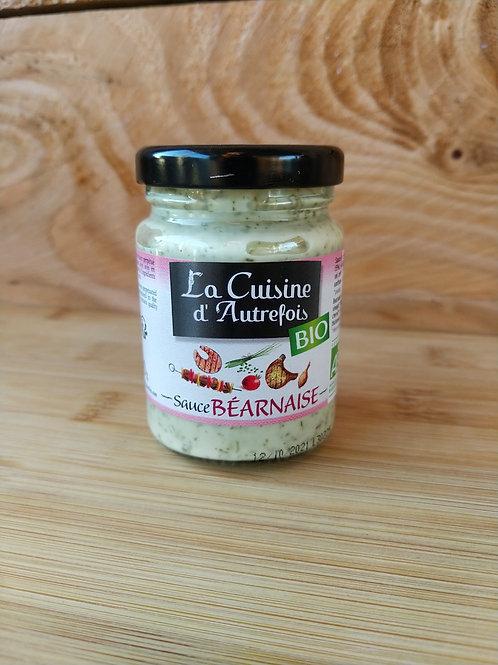Sauce béarnaise bio / 90gr