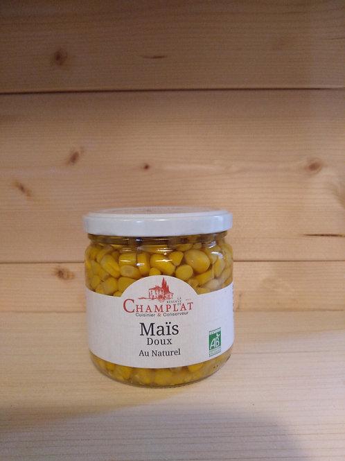 Maïs doux au naturel / 240 gr