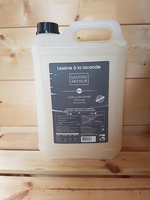 Lessive à la lavande bio en 5L