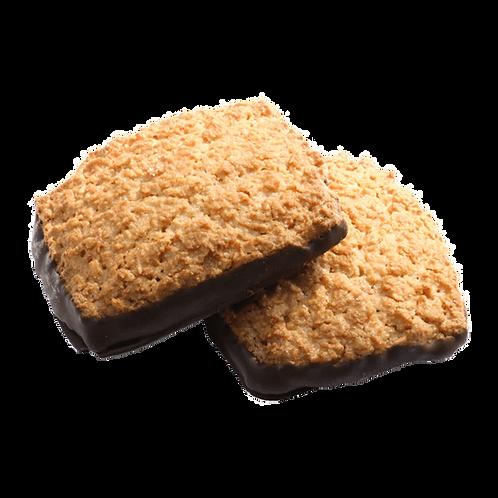 Biscuit carré coco bio / 200gr