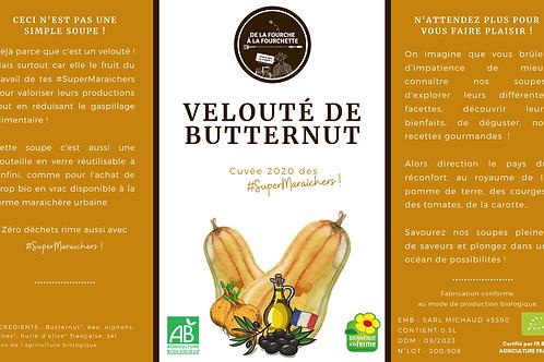 Veloutés de butternut bio des #SuperMaraîchers / 0.5L