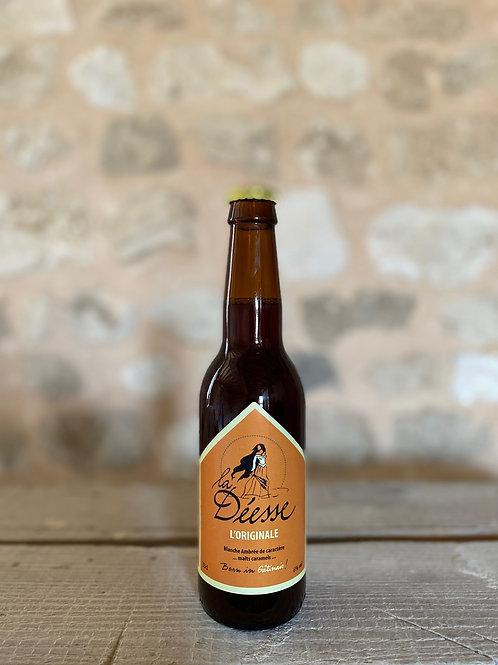 """Bière """"La déesse"""" - L'originale / 33cl"""