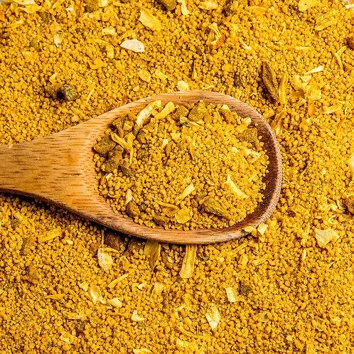 Couscous bio aux quatre céréales, abricots, épices / 300gr - Origine UE / Non UE