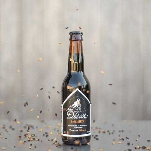 """Bière """"La déesse"""" - Dark / 33cl"""