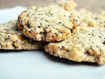 Biscuits multigraine vegan bio / 200gr