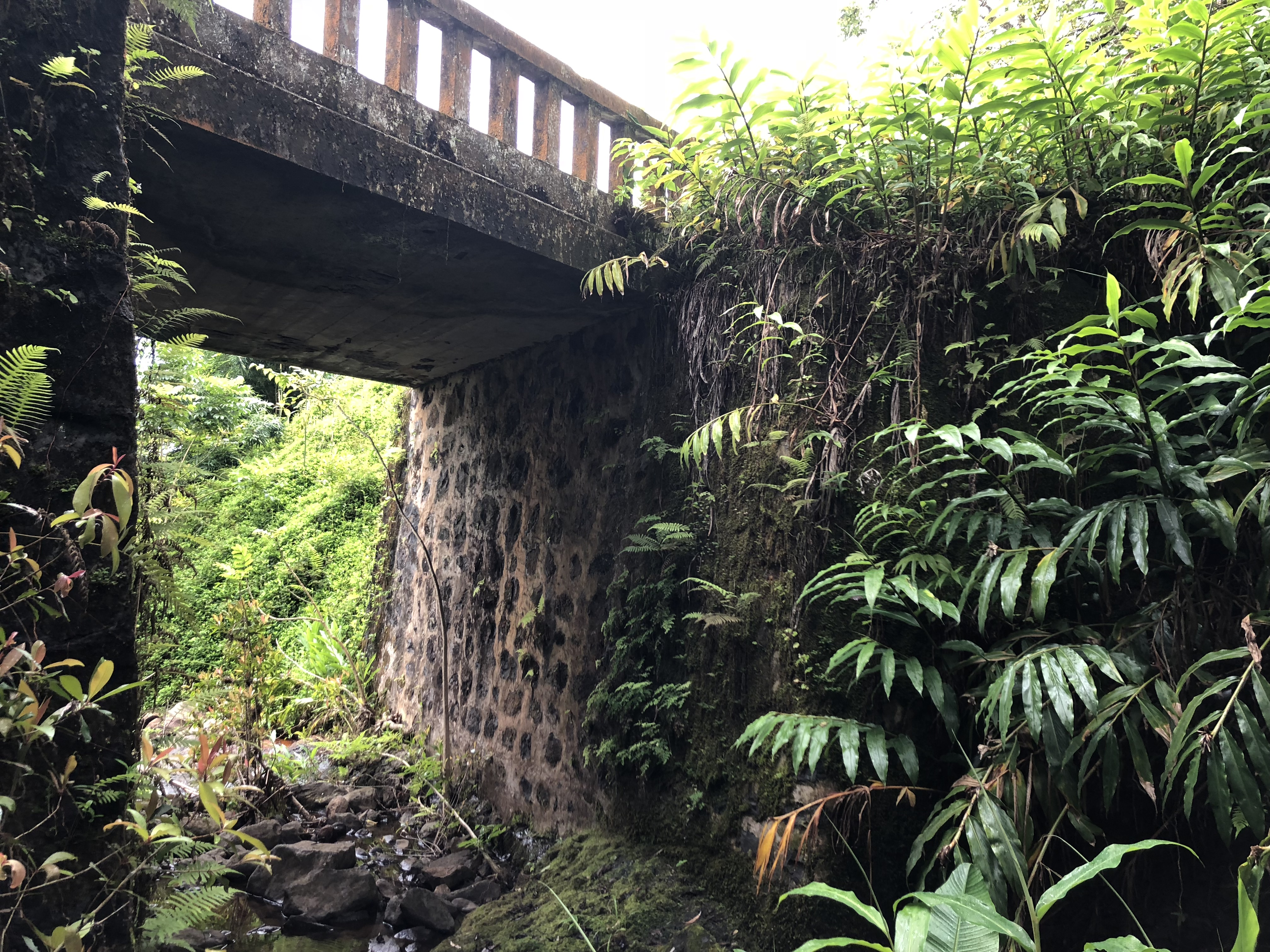 BRIDGE #5: MAKANALI STREAM BRIDGE