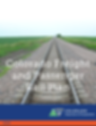 CO Freight and Passenger Rail Plan 2018.