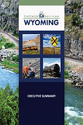 Wyoming Statewide Rail Plan 2021 cover image