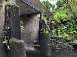 BRIDGE #40: MOKULEHUA STREAM BRIDGE