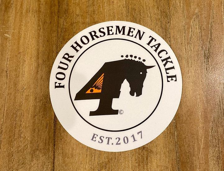 Crest Sticker