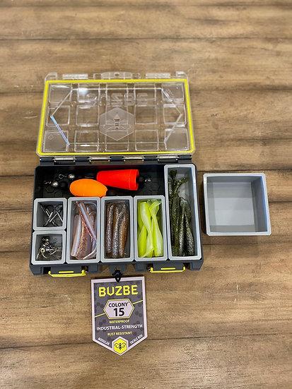 Fully Loaded Buzbe Box - Colony 15