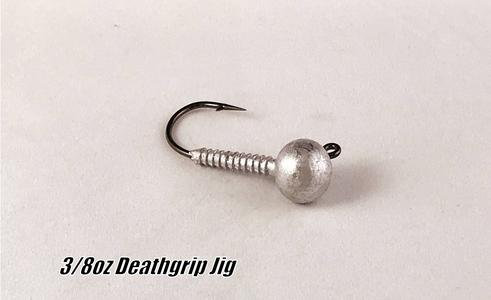 Deathgrip Jighead 3/8 oz