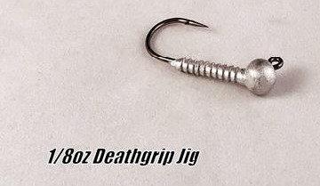 Deathgrip Jighead 1/8 oz