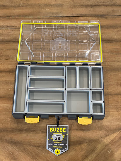 BUZBE Colony 28 Tackle Box