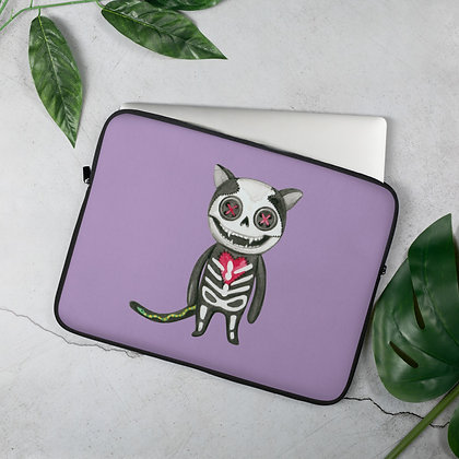 Voodoo Cat Laptop Sleeve