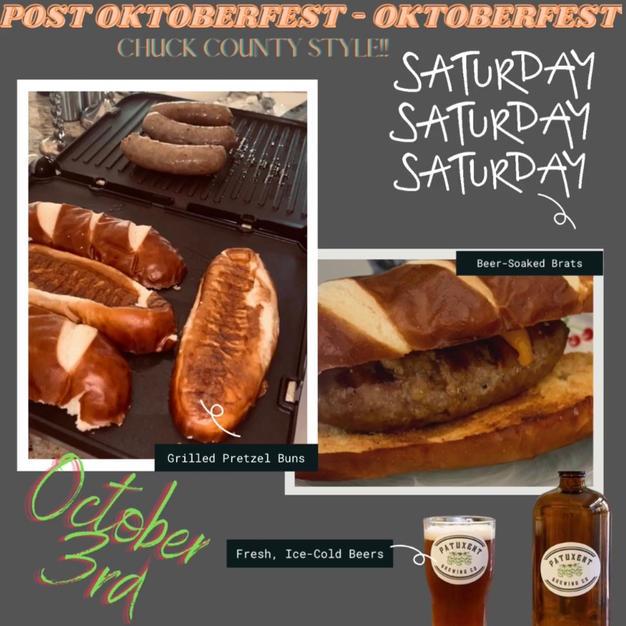 Saturday, October 3rd