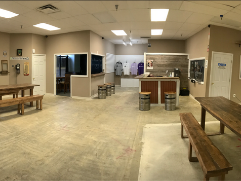 Patuxent Brewing Space