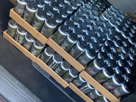 301 Pale Ale Distribution