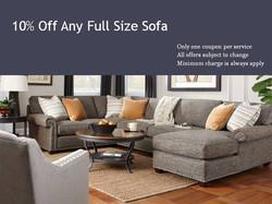 Sofa discount