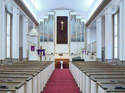 Church Sanitizing