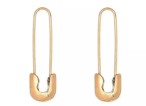 Sacred Pin Earrings