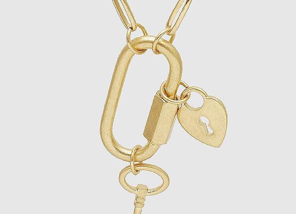Bella Locket Chain