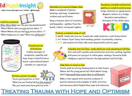 Treating Trauma with Hope & Optimism