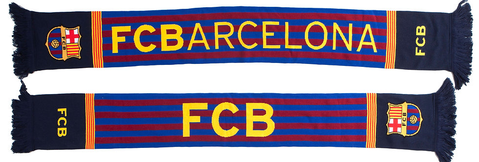 FCB Double Scarf 2