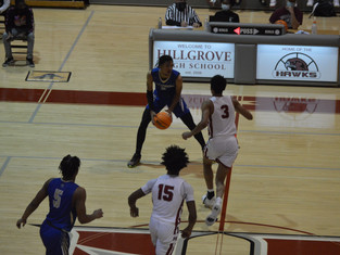 McEachern's McDowell And Brady Combine For 53 Points In Indians 70-52 Win Over Hillgrove
