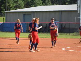 Milton Takes Down Roswell 9-1, 15-2 In Double Header Behind Big Bats